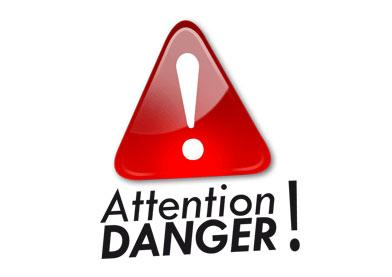 Attention Danger Adops 72